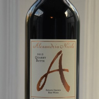 2013 Alexandria Nicole Quarry Butte Destiny Ridge Vineyards Estate Grown Horse Heaven Hills Red Wine