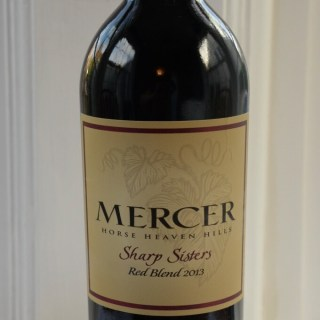 2013  Mercer Sharp Sisters Red Blend Horse Heaven Hills