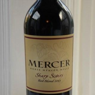 2013  Mercer Sharp Sisters Red Blend Horse Heaven Hills