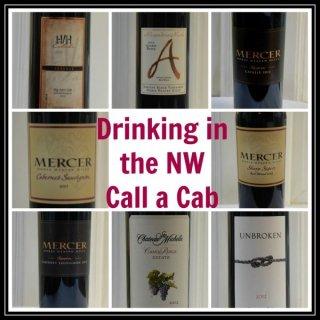 Call a Cab:  Horse Heaven Hills Cabernet Sauvignon