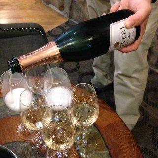 Treveri Cellars Blanc de Blancs Brut Sparkling Wine