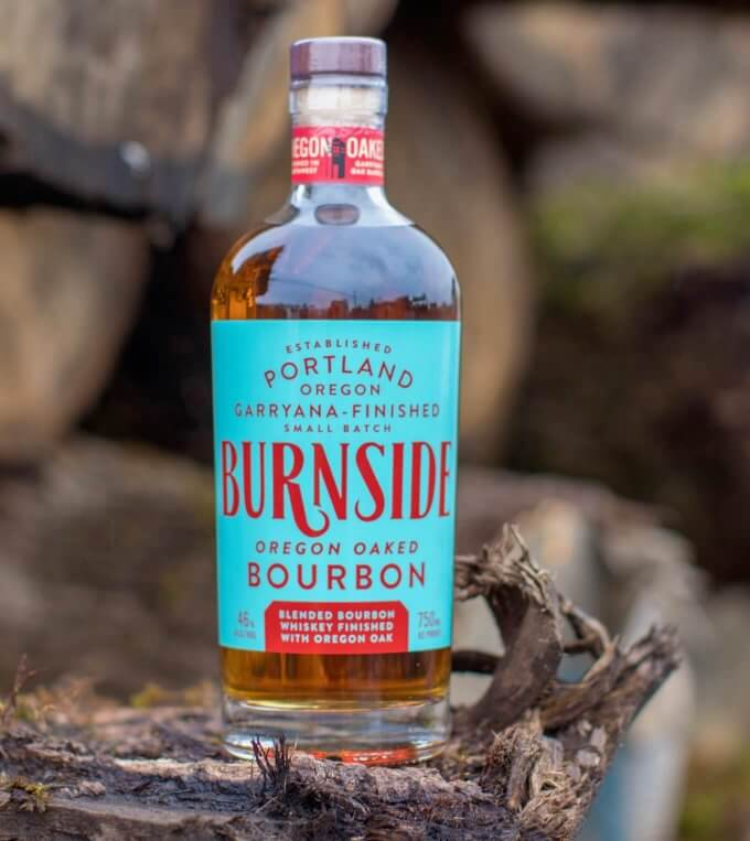 Oregon Bourbon Burnside Blended