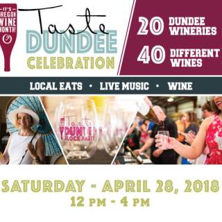 Giveaway: 2 Tickets to Taste Dundee