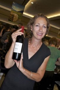 Fiona Duncan Platinum Bench Winery, tastingroomconfidential