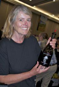 Judy Kingston, Serendipity Winery, tastingroomconfidential.com