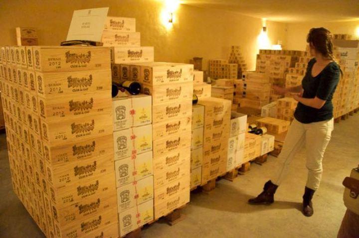 clos de gat wine library