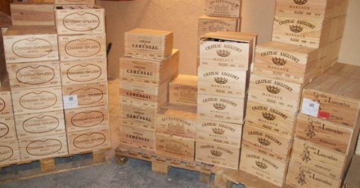 Bordeaux at clos de gat