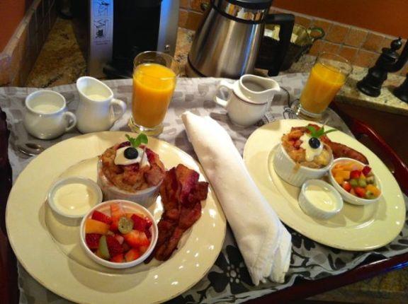 hester breakfast