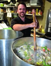 Chef Paul Cecconi