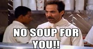 Larry Thomas - The Soup Nazi