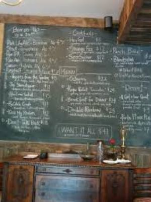 The Mack Menu