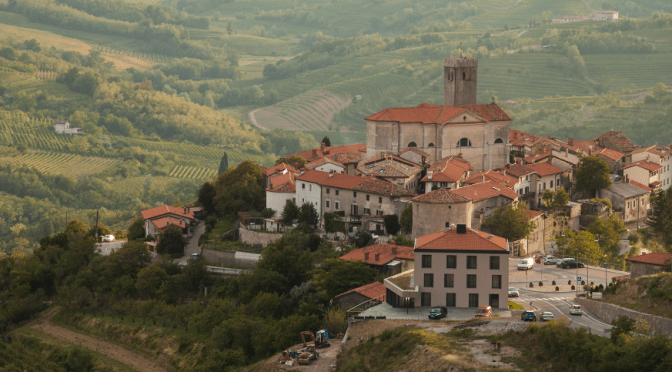 Brda and Wine – Šmartno, Western Slovenia