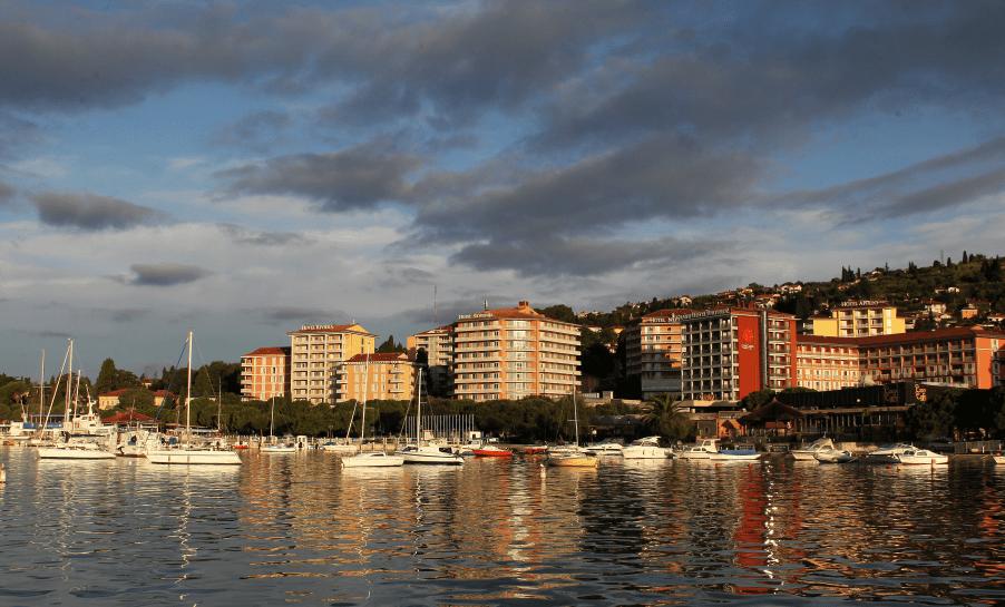 Portorož (source: www.slovenia.info, photo: Aleš Fevžer)