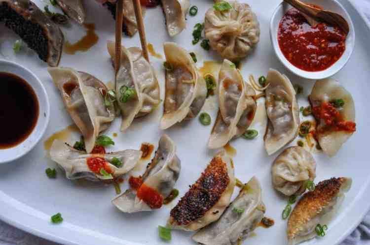 Dumplings: Three Ways