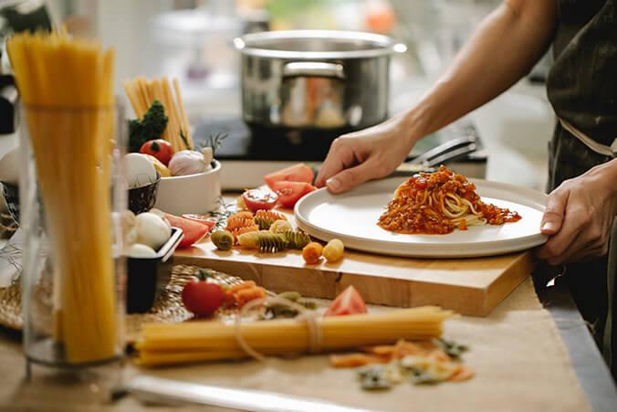 Итальянская кухня. Самые популярные блюда: спагетти