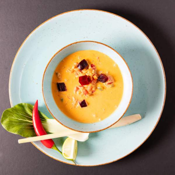Currysuppe Chili