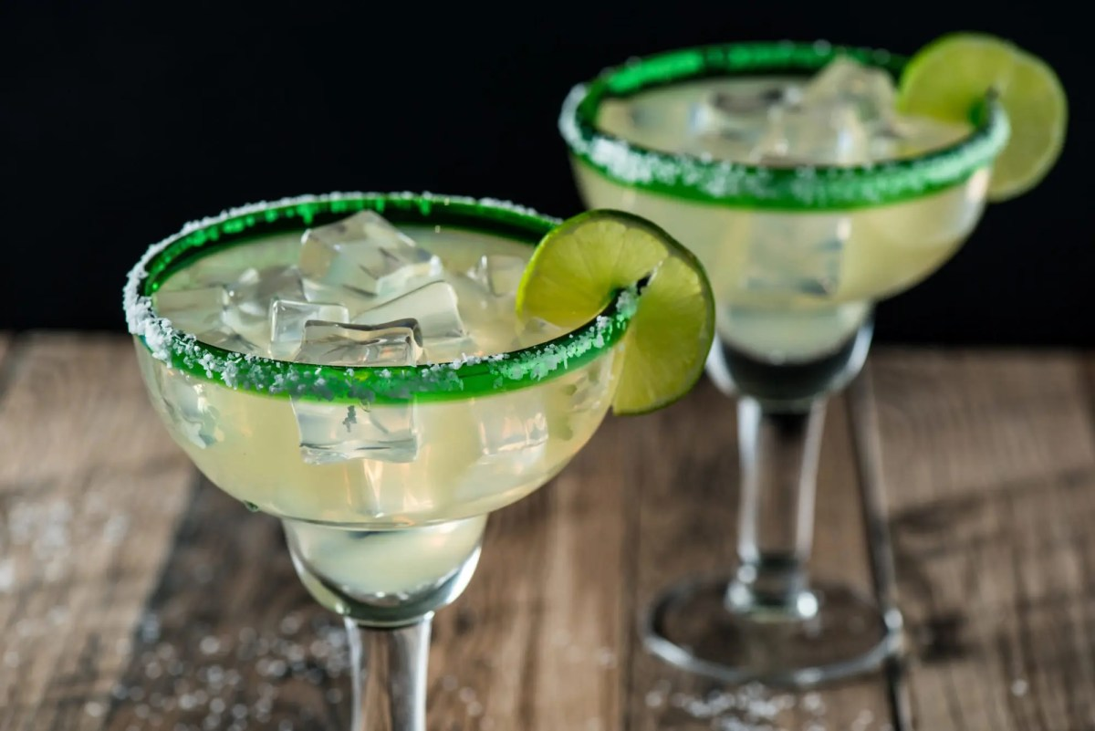 Margarita - Classic and Low Carb