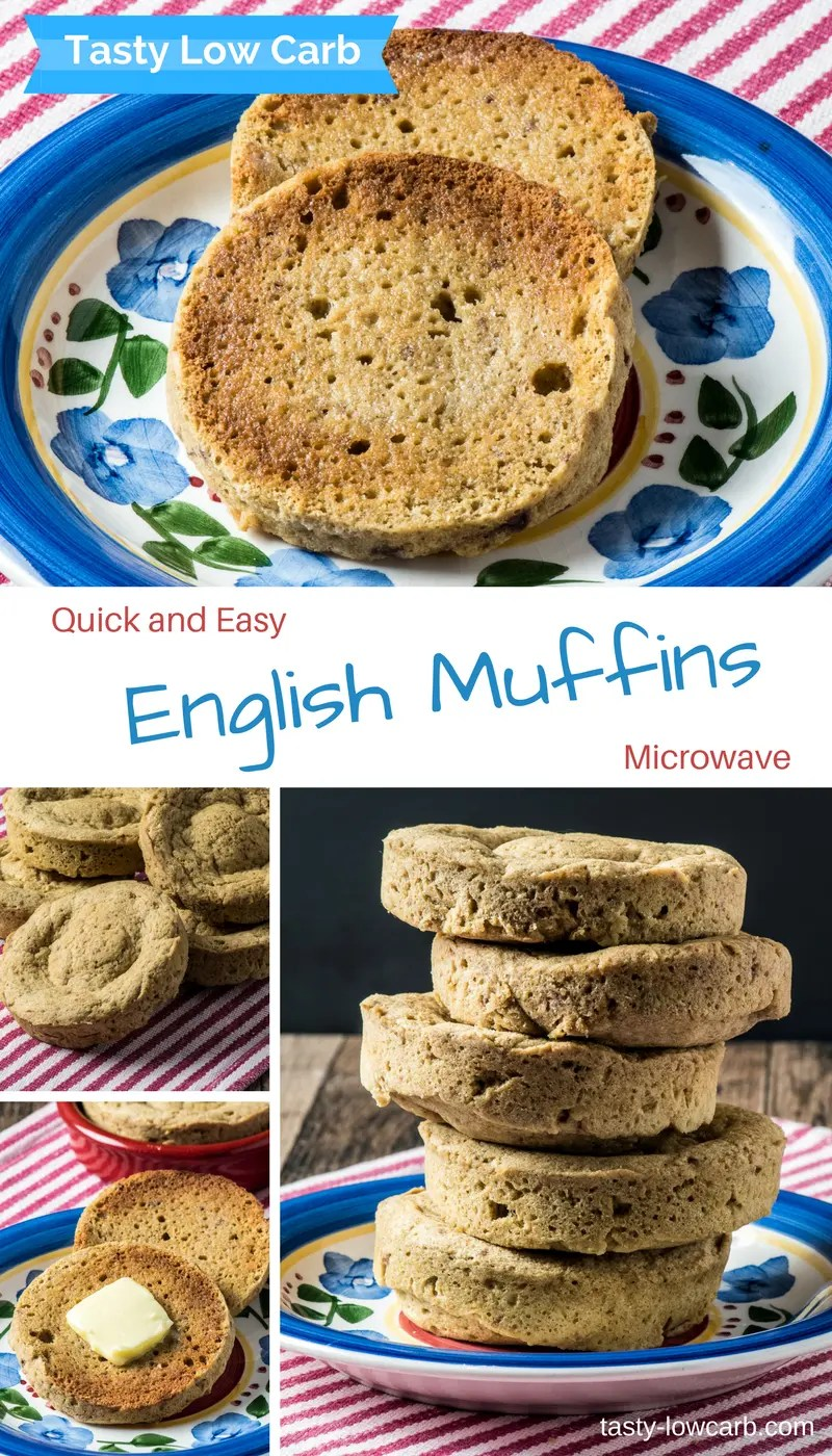 English muffin quick and easy tasty low carb save to pinterest come back often there are other english muffin recipes forumfinder Choice Image