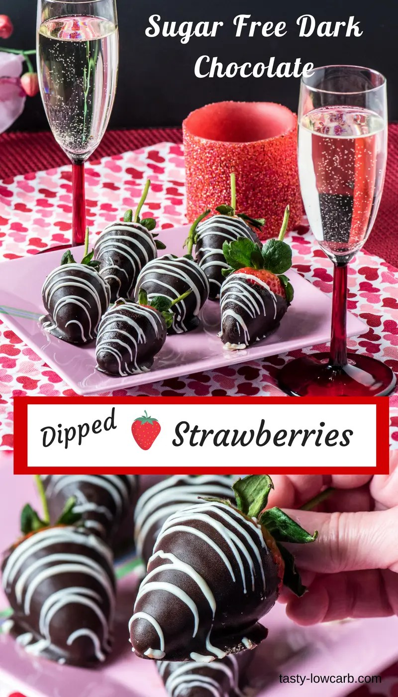 What Chocolate Do You Use To Dip Strawberries