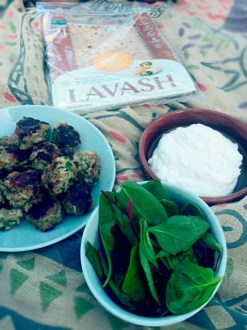 turkey meatballs with lavash3