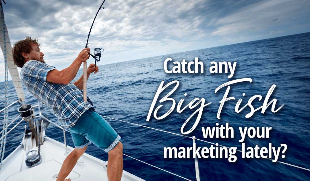 How to Catch the Tastiest Fish for Your Business!