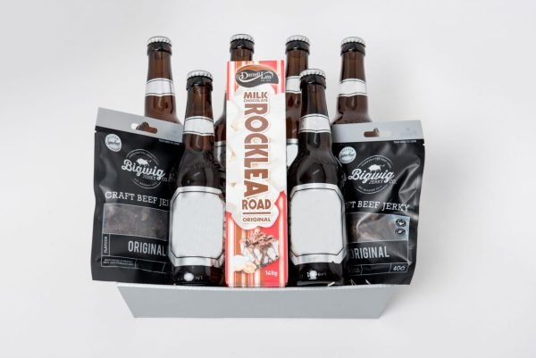 """The Beers of the Month hamper is for that someone special in your life, whether its a simple """"thank you"""", """"I'm thinking of you"""" or """"I love you""""."""