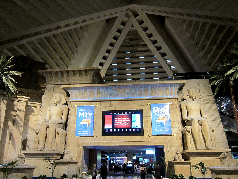 Luxor inclinator
