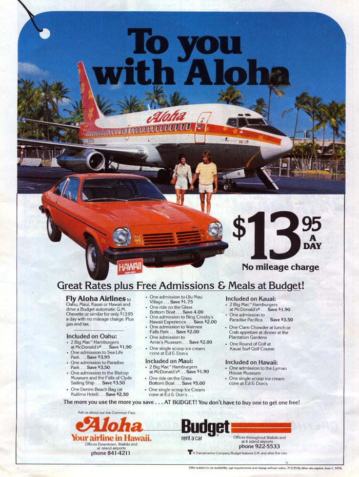 Budget Rent A Car Waikiki