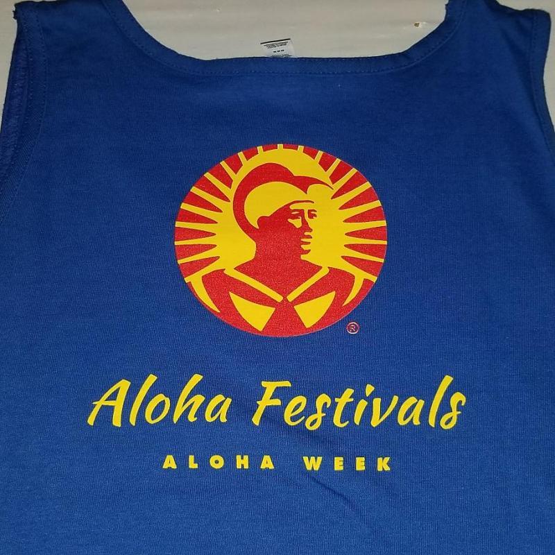 2017 Waikiki Hoolaulea t-shirt