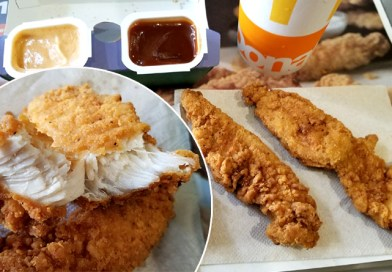 Review: McDonald's New Buttermilk Crispy Tenders