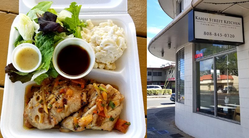 Kahai Street Kitchen moved to Mo'ili'ili