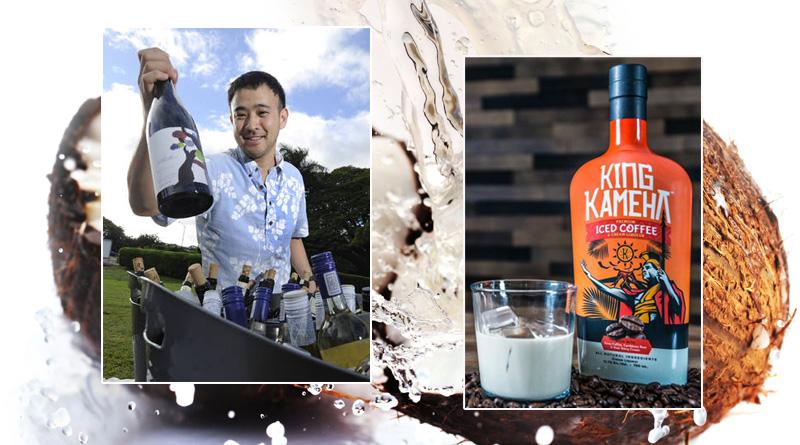 Dave Yoshida & Kameha Iced Coffee