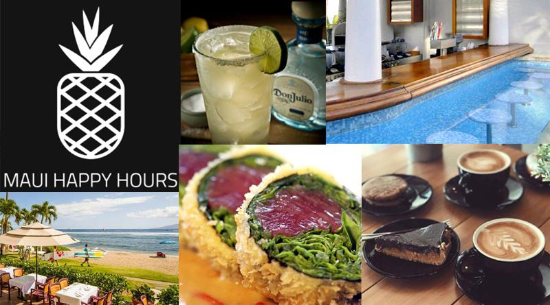 Maui Happy Hours