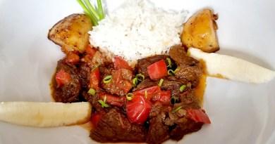 Hana Hou: Filipino Beef Mechado