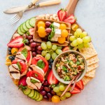 Vegan Antipasto Cheese Platter The Tasty K