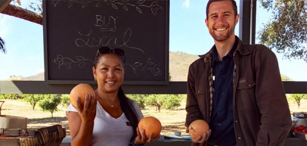 Golden Door Spa Opens Farm Stand In San Diego