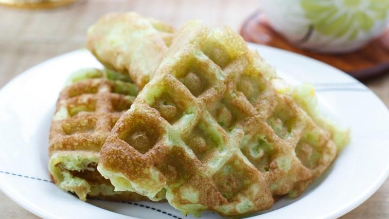 Coconut-Pandan-Waffle-5