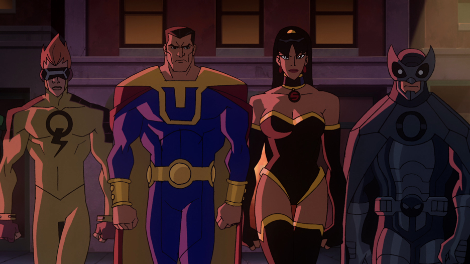 Review - Justice League: Crisis on Two Earths (1/2)
