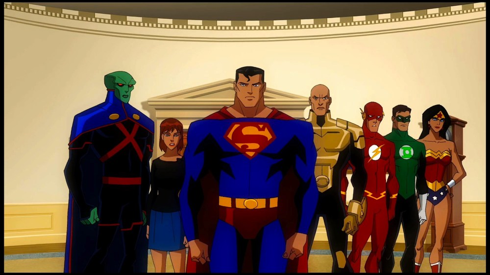 Review - Justice League: Crisis on Two Earths (2/2)