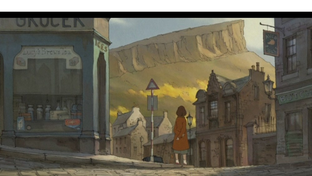 Movie Review - L'Illusionniste (The Illusionist) (5/6)