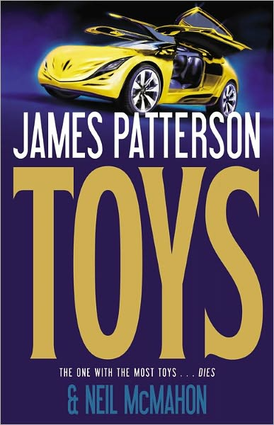 Novel Review - James Patterson's Toys