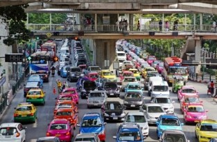 Image result for bangkok traffic