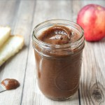 Slow Cooker Apple Butter - the easiest and best apple butter recipe you will ever need. Amazing flavor with no refined sugar! | tastythin.com