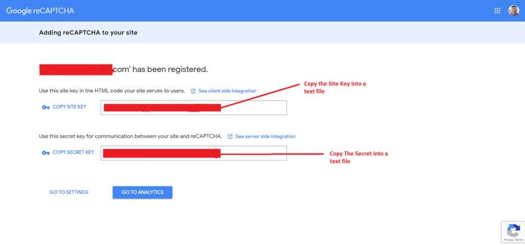 copy-site-key-and-copy-secrect-key-from-google