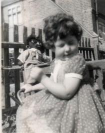 Me aged around 4 yrs