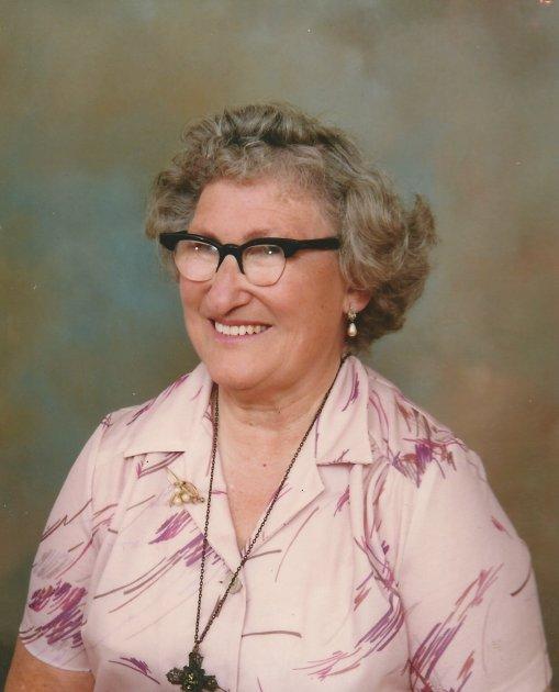 Mum in the 1980s