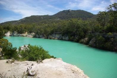 Little Blue Lake, Tasmania