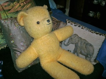 Large Verna Teddy Bear