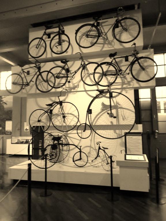 Cee's Black & White Photo Challenge: Wheels