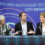 Theresa May Heckled and Booed At Edinburgh Fringe Visit